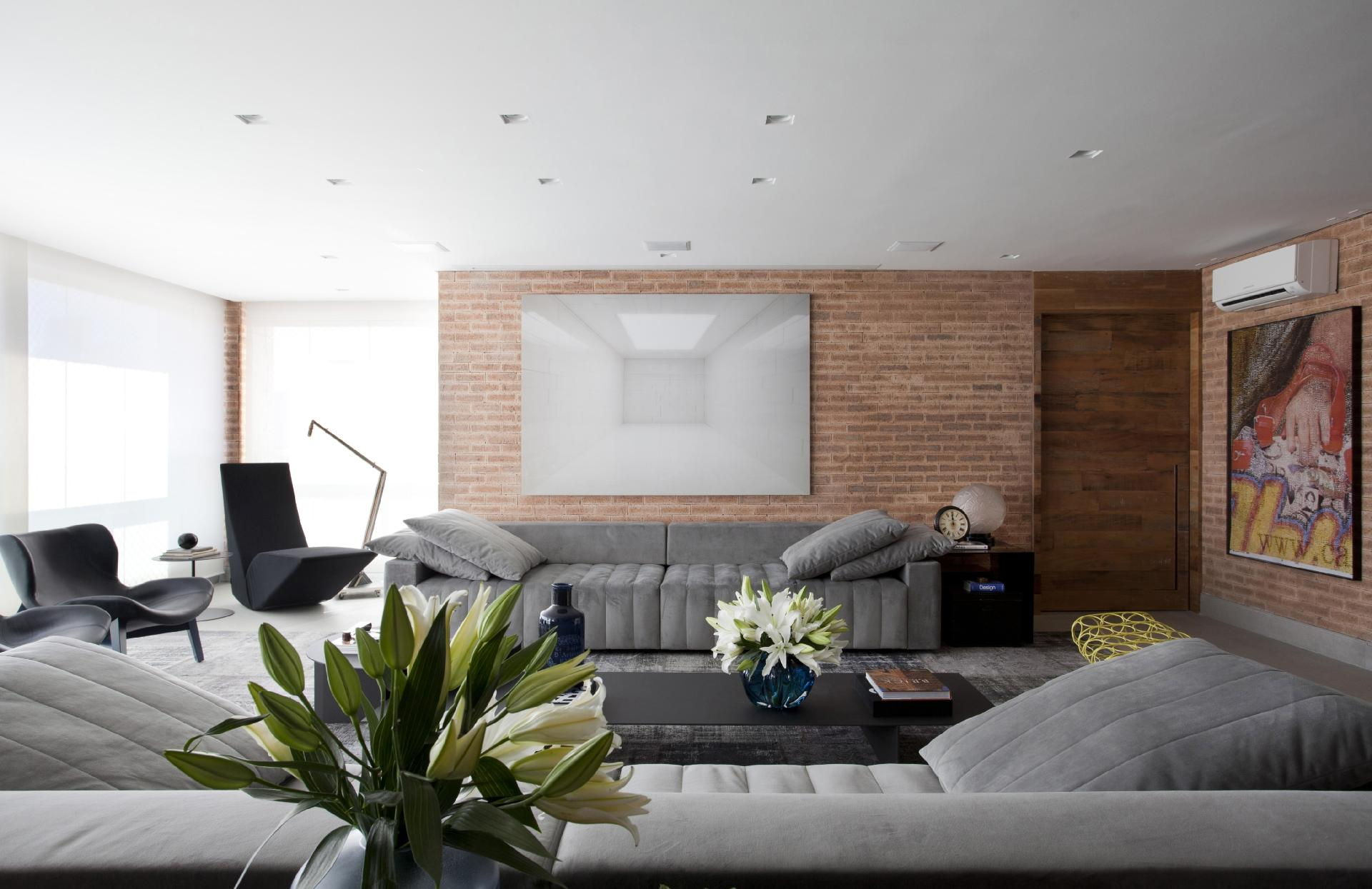 Image of: Salas De Luxo 60 Ideias E Fotos Incriveis Para Se Inspirar