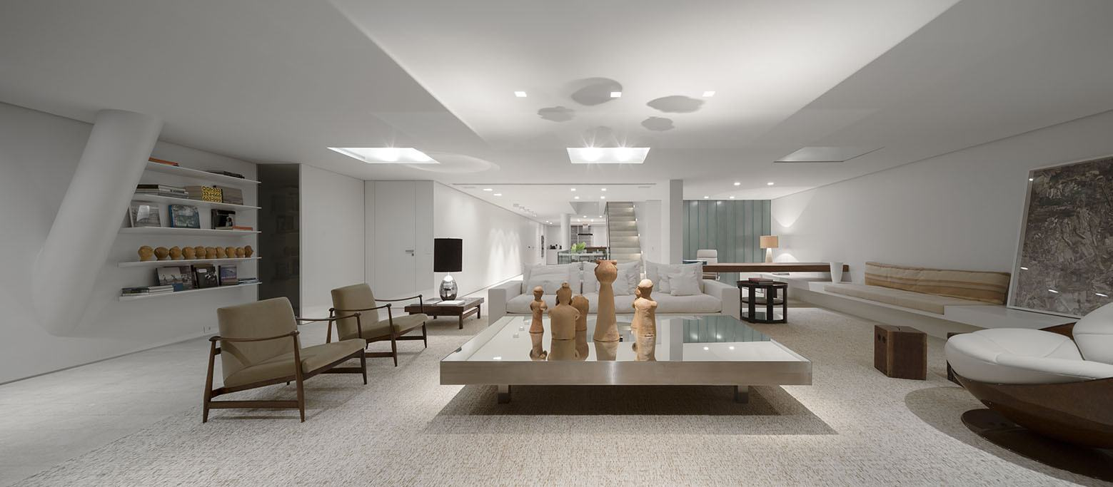 Salas de Luxo: 60+ Ideias e Fotos Inspiradoras!