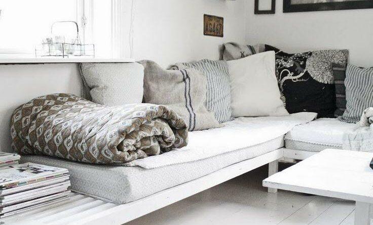 Sofá Branco: 60+ Inspirações e Fotos de Decoração!