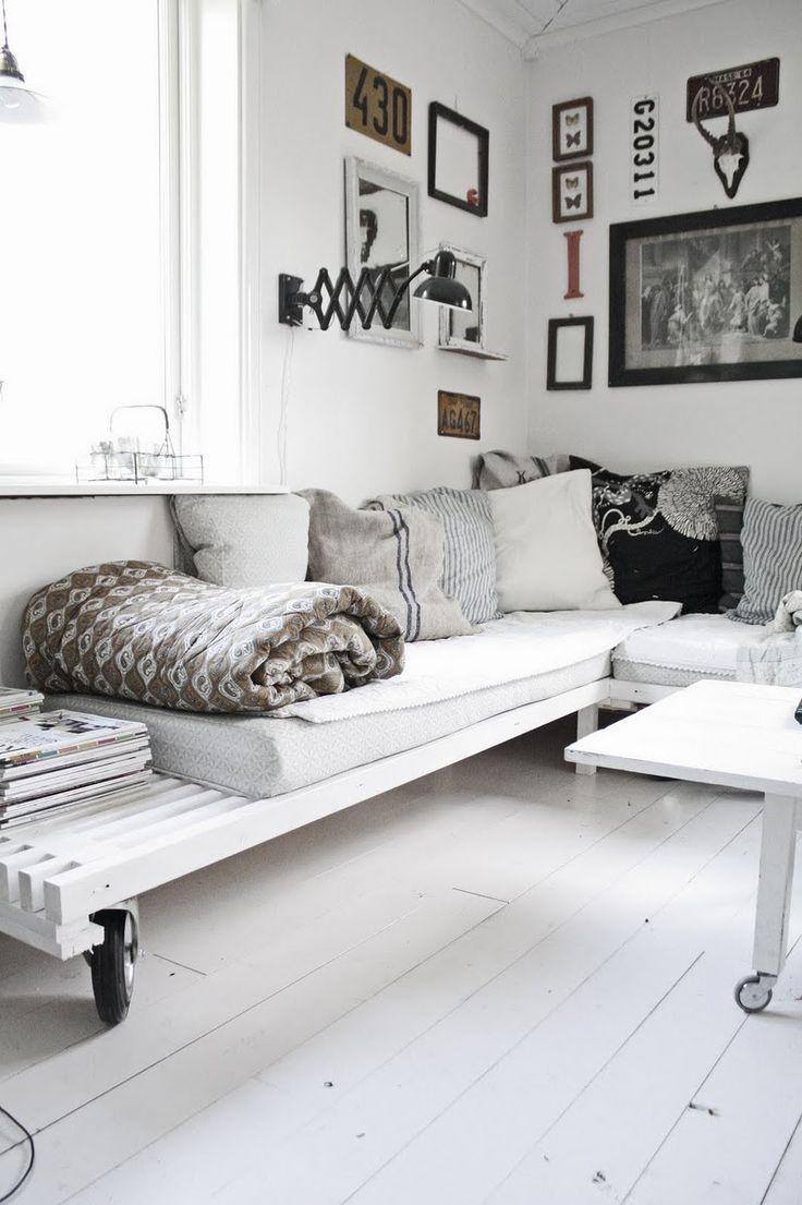 Sofá Branco: 60 inspirações e fotos de decoração com ele
