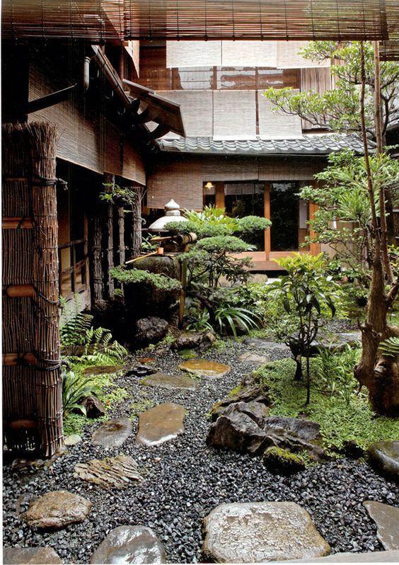 Jardim japonês: 60 fotos para criar um espaço incrível