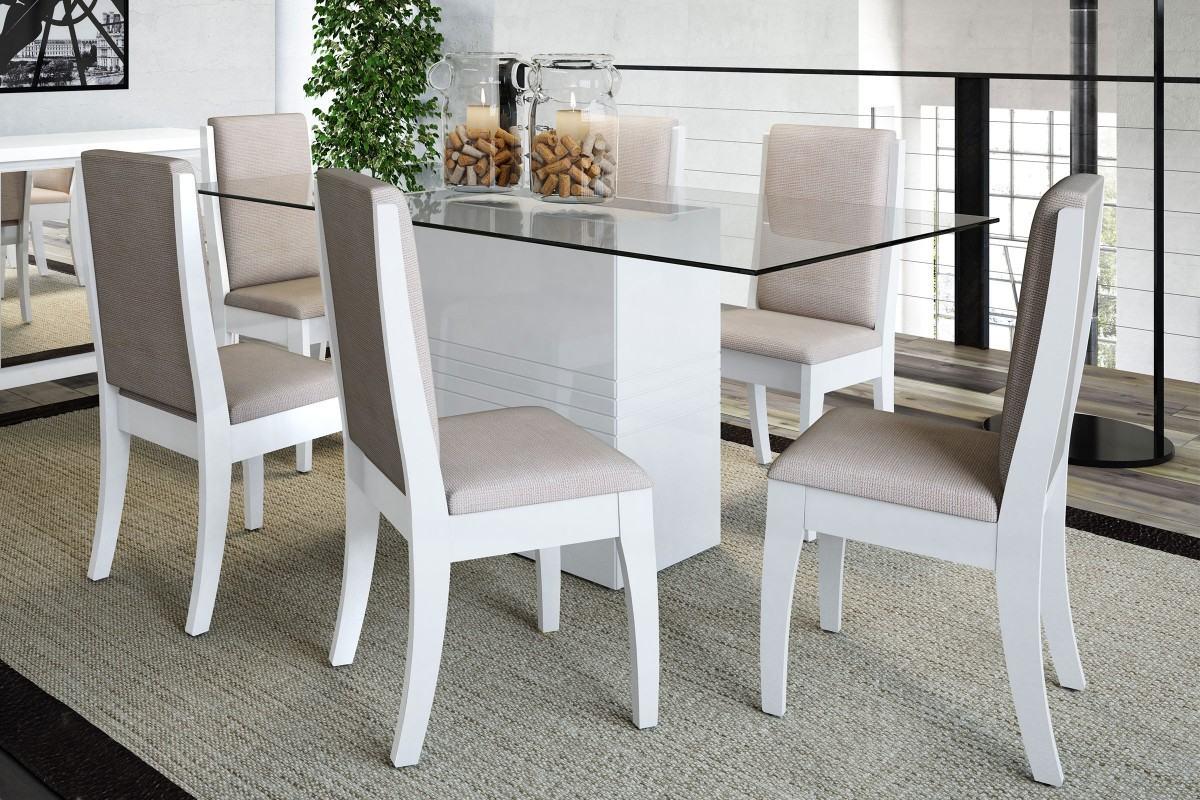 Adesivo De Parede Grande ~ Mesa De Vidro Branco Leitoso No Centro De Mesa Um Enfeite Moderno Adesivo Branco Leitoso Box