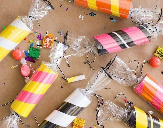 Artesanato com rolo de papel higiênico: 80 fotos, passo a passo