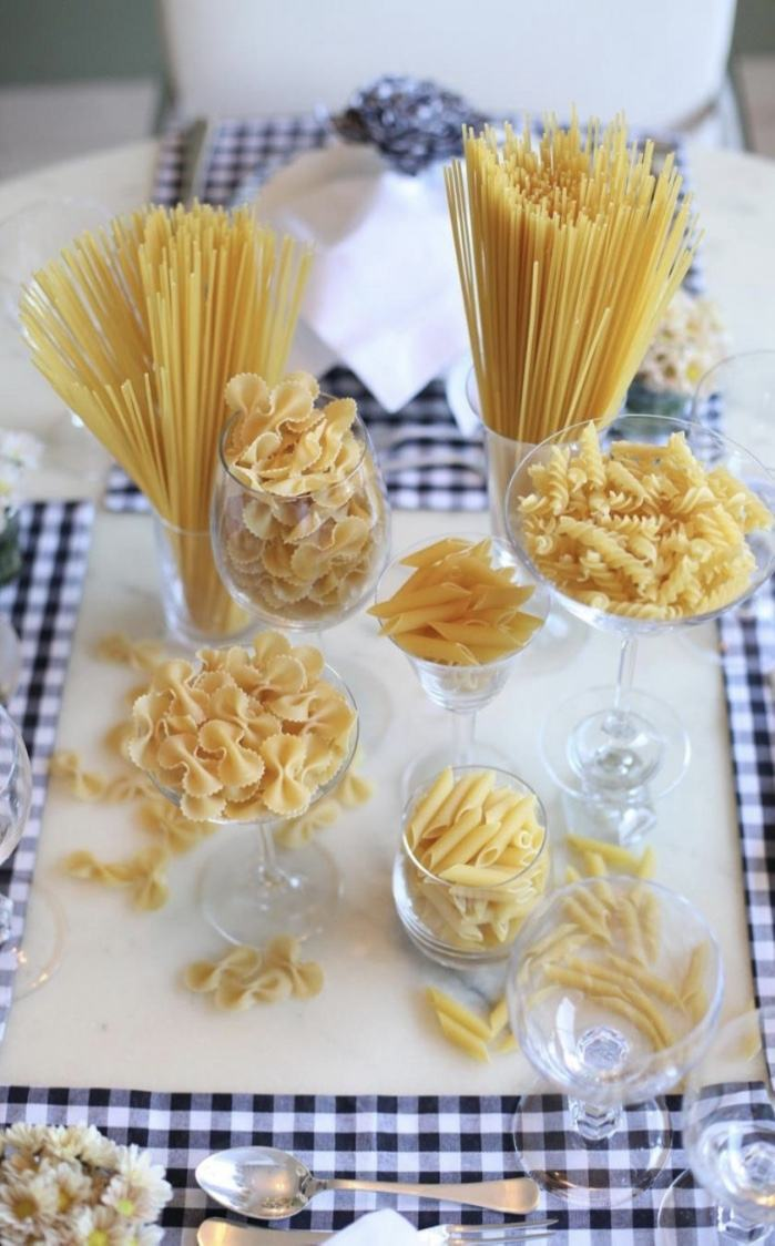 Enfeites de mesa para festa jantar centro 60 fotos for Mesas de centro italianas