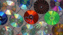 Artesanato com CD: 70 Ideias e Tutoriais Passo a Passo