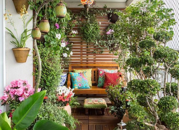 jardim de ulisses decoracao : Jardim Simples: 60+ Ideias, Fotos e Passo a Passo