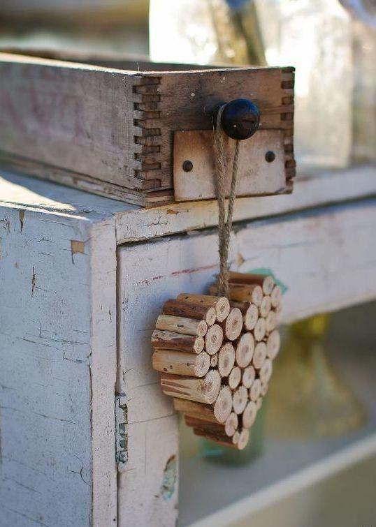 Wakan Wood Artesanato Xamânico ~ Artesanato em Madeira 134 Ideias Incríveis e Passo a Passo
