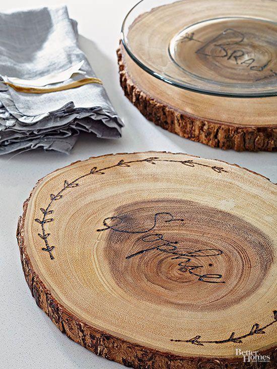Artesanato Em Madeira Para Cozinha ~ Artesanato em Madeira 134 Ideias Incríveis e Passo a Passo