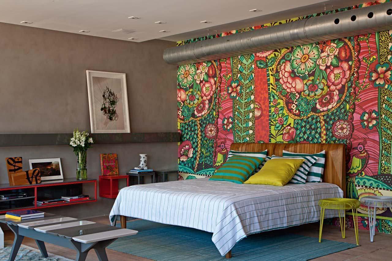 Resultado de imagem para quarto colorido