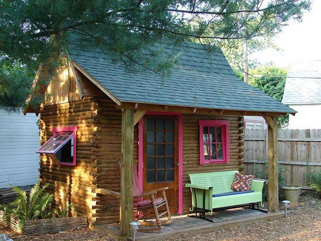 Detalhes que fazem a diferença em uma casa de madeira