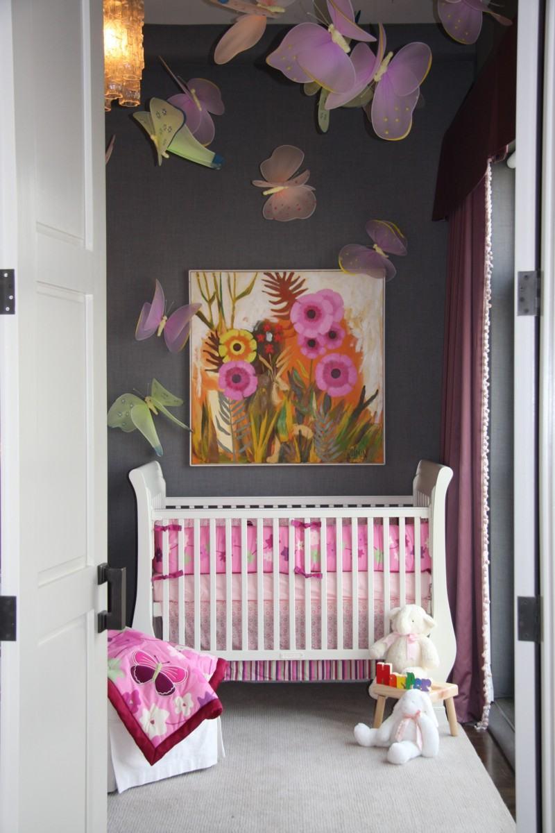 Quarto de Bebê Rosa 60+ Fotos e Inspirações Incríveis!