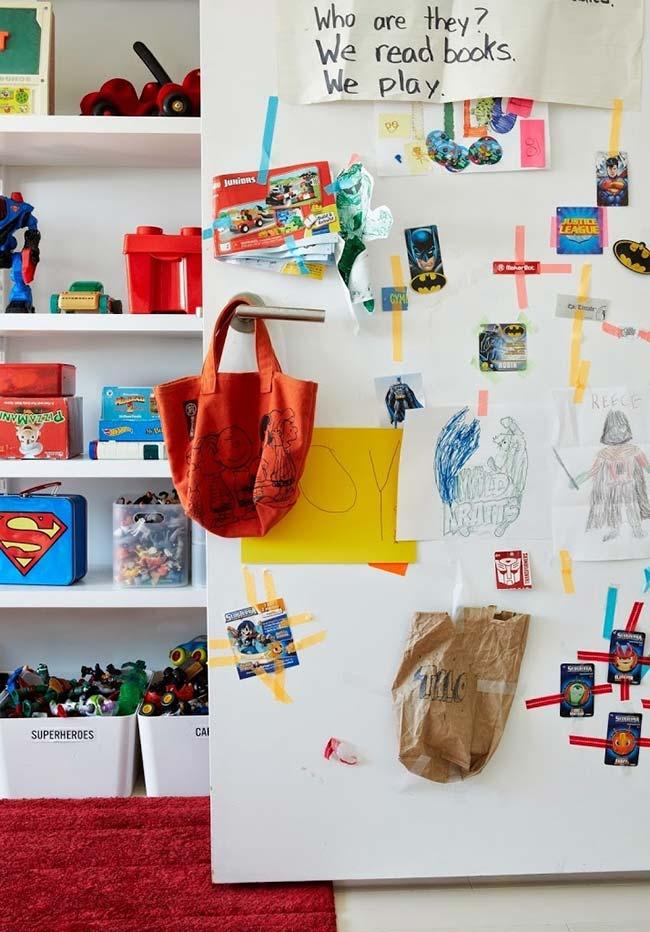 Continuação do mesmo projeto anterior com o tema Super Homem