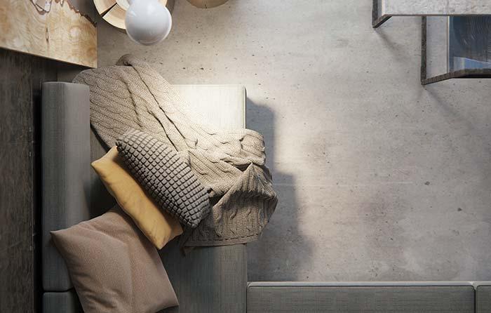 Manta de lã é uma excelente escolha para quem quer mesmo se jogar no sofá e curtir o inverno