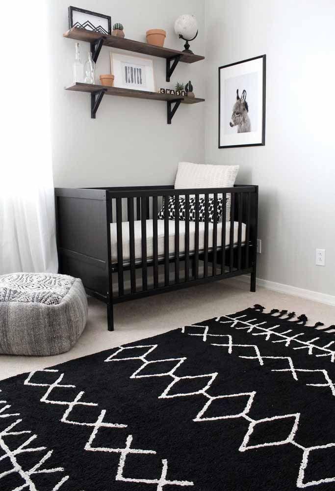 Quem disse que um quarto simples não pode ser charmoso? Esse é um ótimo exemplo