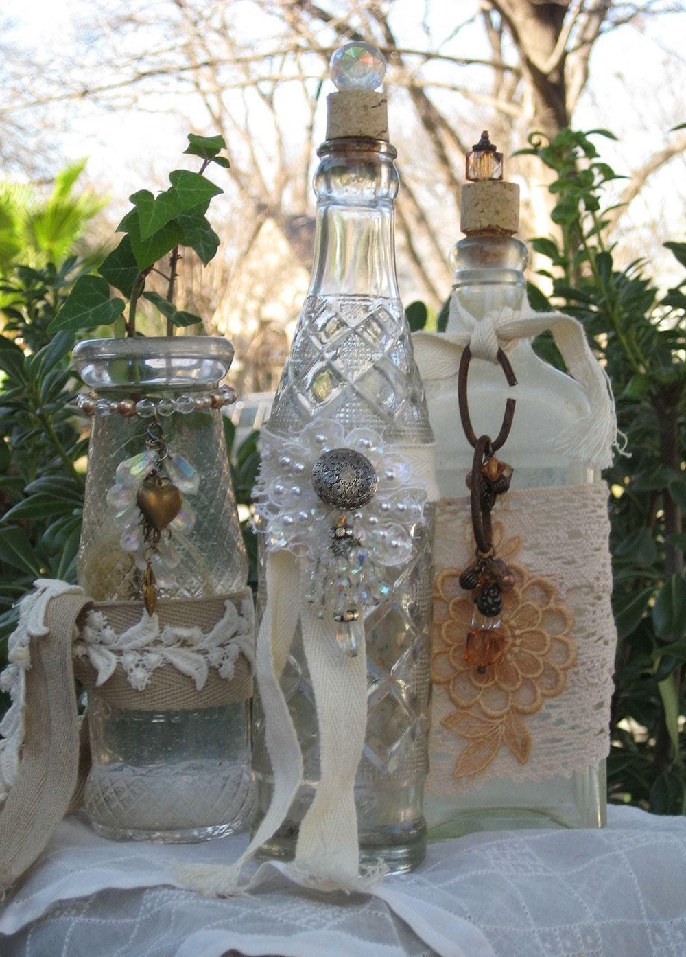 Adicione outros adornos decorativos para ter um objeto diferente