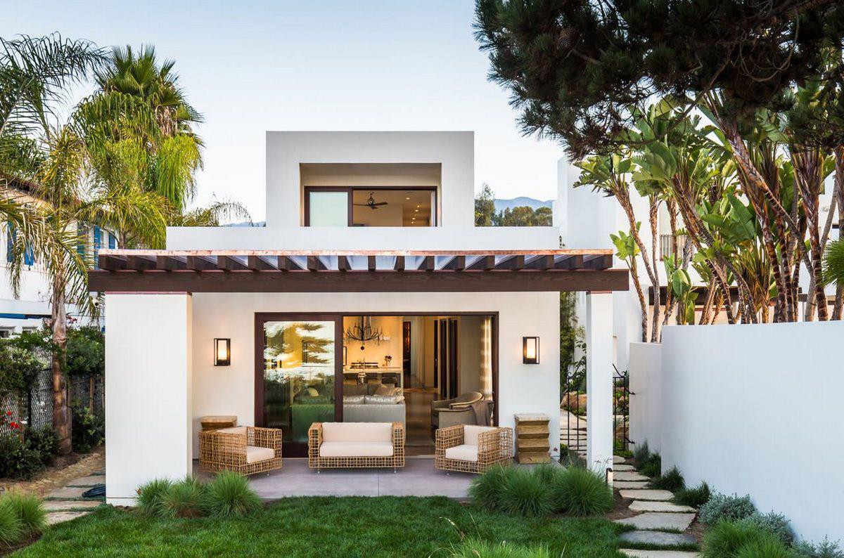 Casas mediterr neas 60 modelos e projetos com o estilo for Foto casa classica