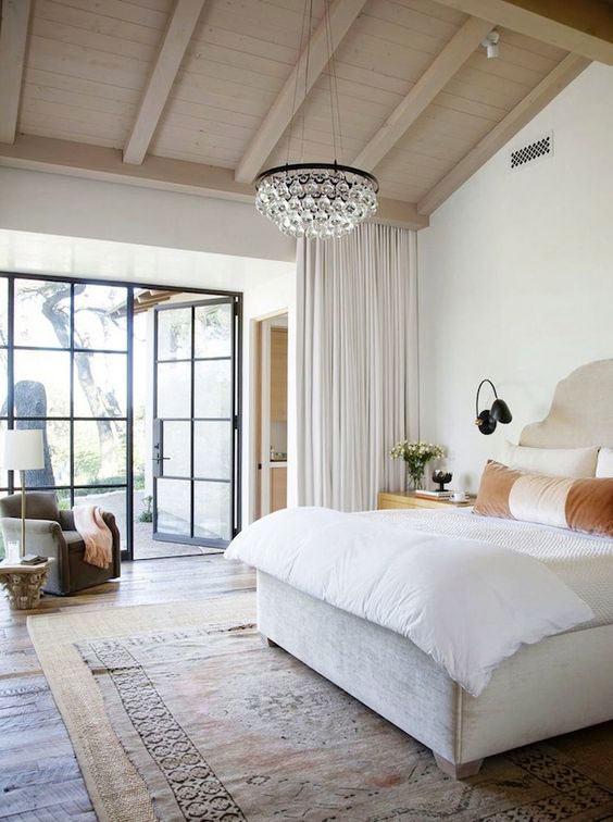 Resultado de imagem para Modelo de lustres para quarto de casal simples
