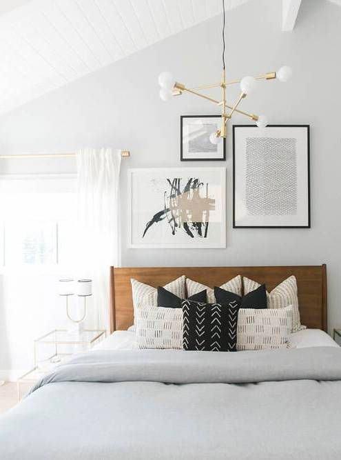 lustre para quarto de casal 60 modelos em projetos lindos. Black Bedroom Furniture Sets. Home Design Ideas