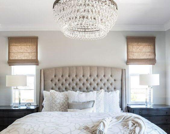 Lustre para quarto de casal: 60 modelos em projetos lindos