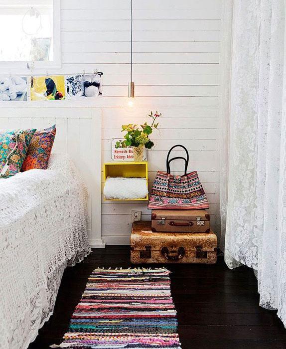 Quarto hippie: 60 ideias e fotos de decoração incríveis