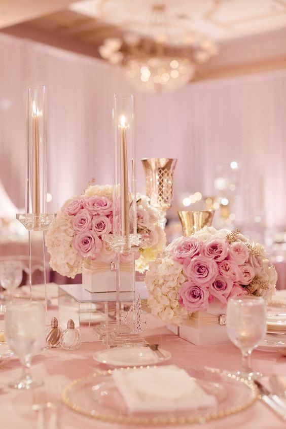 Decora 231 227 O De Casamento Rosa 84 Fotos Inspiradoras