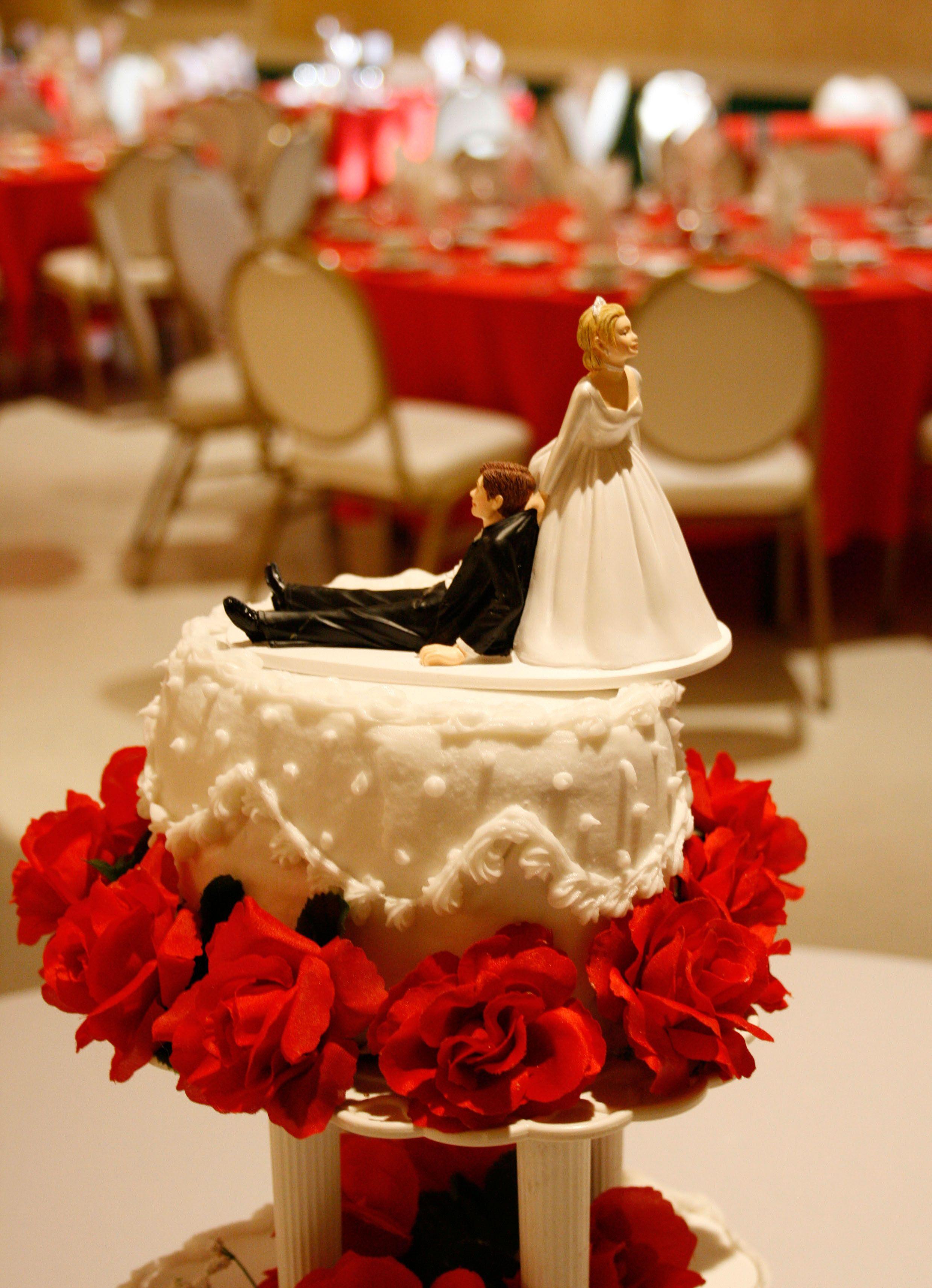 Decoração De Casamento Vermelho 80 Fotos Inspiradoras