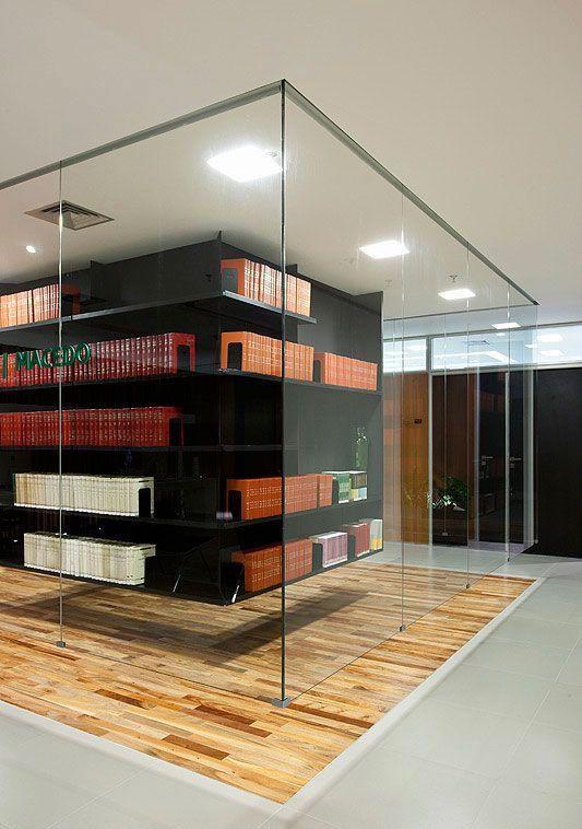 Decora o de escrit rio de advocacia 60 projetos e fotos for Escritorio de abogado