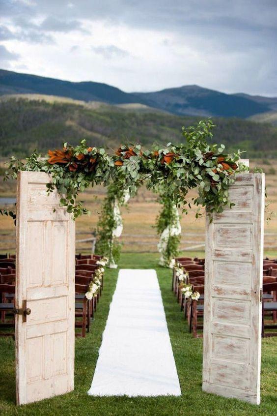 Fabuloso Decoração de Casamento no Campo: 90 Fotos Inspiradoras VD81