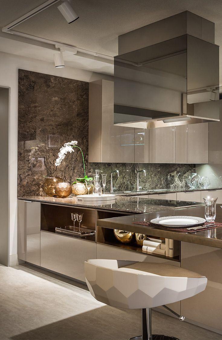 Cozinha Classica Moderna Esta Sala Traz Elementos Clssicos E
