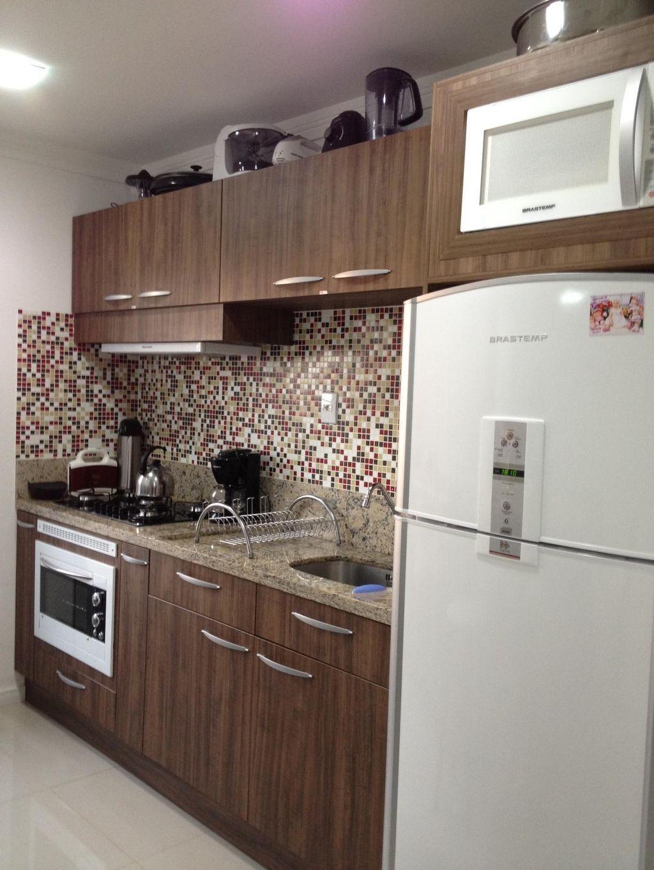 Cozinha Marrom 60 Projetos Incr Veis E Fotos Para Se Inspirar