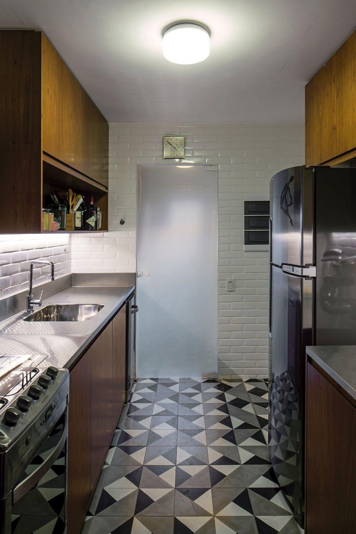 Coloque um piso diferente e divertido em seu projeto.