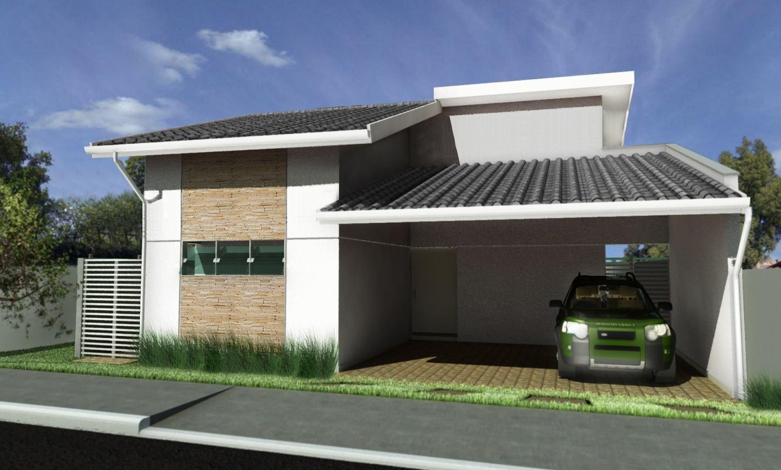fachadas de casas modernas. fabulous fachadas casas modernas de un
