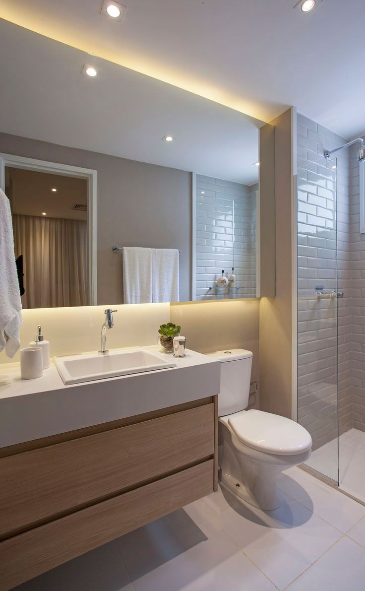 Gabinete para Banheiro 65 Modelos e Como Escolher -> Gabinete De Banheiro Para Apartamento