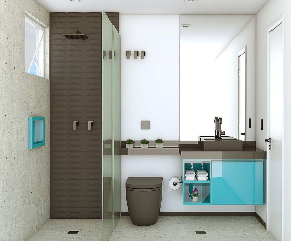 Gabinete para Banheiro 65 Modelos e Como Escolher -> Armario De Banheiro Com Porta Papel Higienico