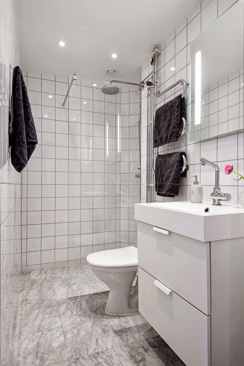 #474709 Gabinete para Banheiro 65 Modelos e Como Escolher 800x1198 px Banheiro Simples Todo Branco 2018 3801
