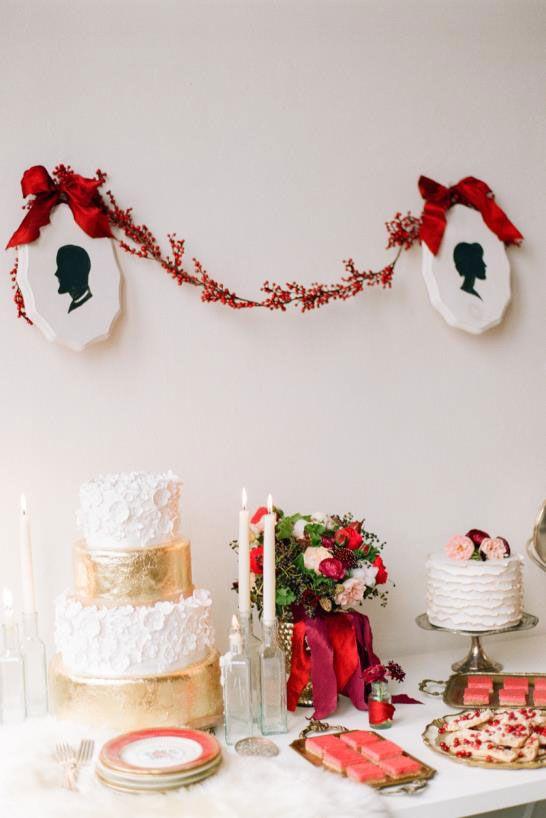 Economize na decoração do salão de casamento simples