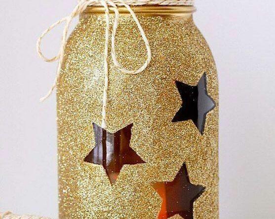 Potes de vidro decorados: 65 inspirações e passo a passo fácil