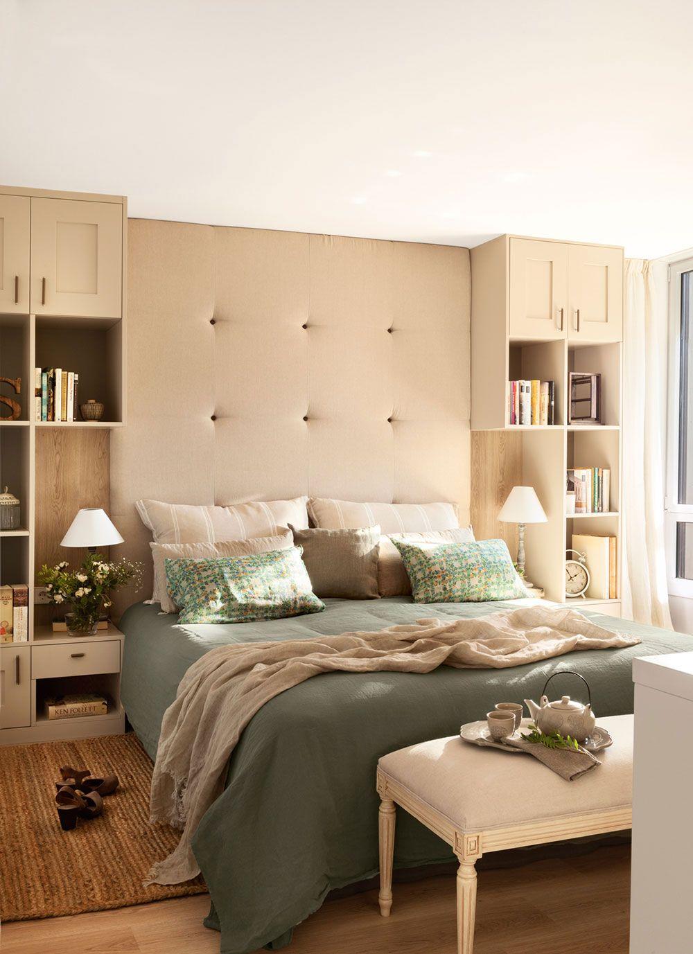 Cabeceira capiton 60 modelos fotos e passo a passo - Bancos para dormitorio matrimonio ...