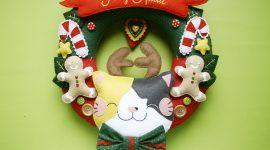 Guirlanda de Natal: 120 modelos e como fazer a sua com passo a passo