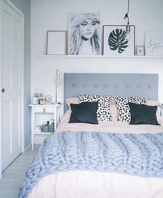 Best White Plains Ideas On Pinterest: Cabeceira Capitonê: 60 Modelos, Fotos E Passo A Passo