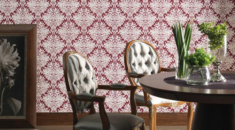 Tecido para parede: 60 inspirações de ambientes decorados com tecido