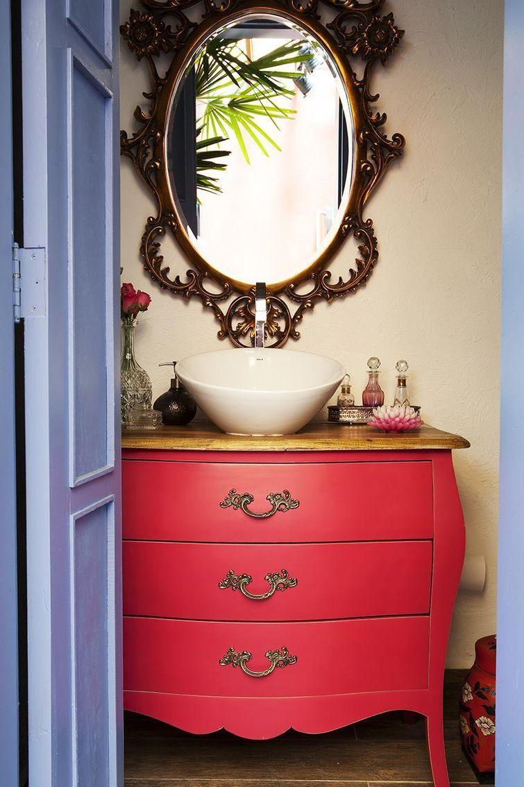 Cuba para Banheiro Tipos, Modelos e 60 Fotos Incríveis! -> Cuba De Banheiro Fotos