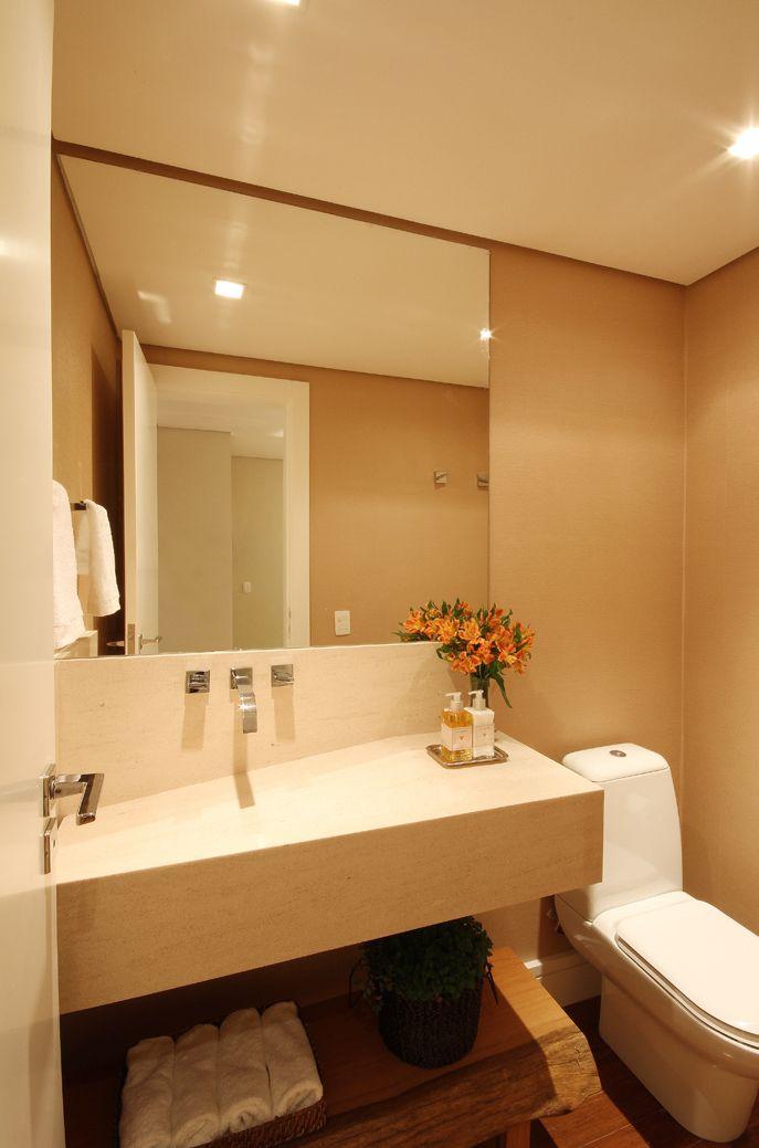 Cuba para Banheiro Tipos, Modelos e 60 Fotos Incrívei -> Cuba Para Banheiro Triangular