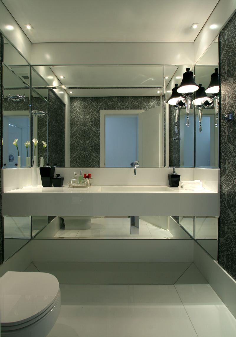 Cuba para Banheiro Tipos, Modelos e 60 Fotos Incríveis! -> Pia Banheiro Classica