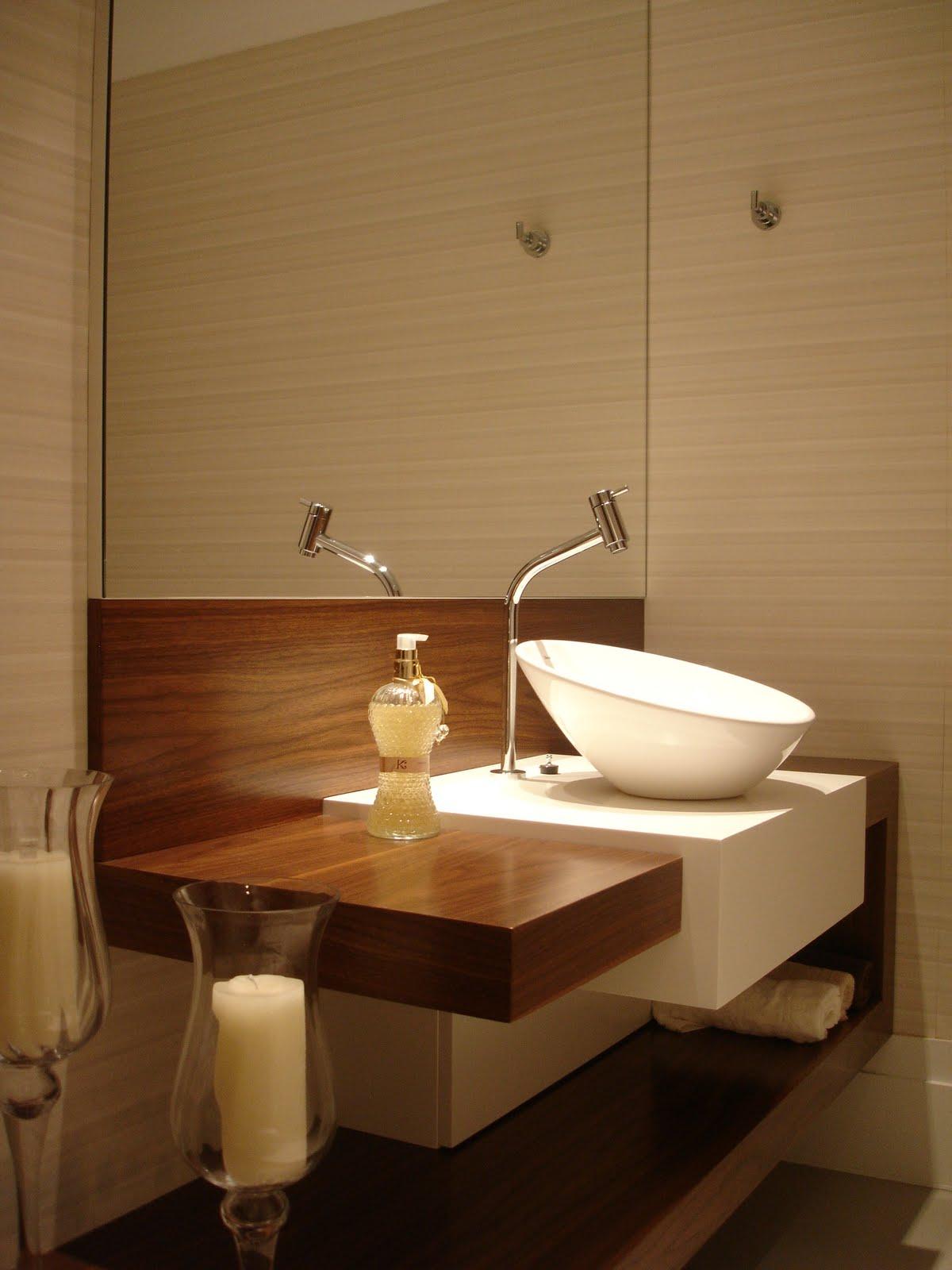 Cuba para Banheiro Tipos, Modelos e 60 Fotos Incríveis! # Cuba Banheiro Rosa