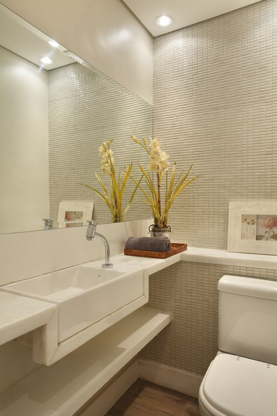 Cuba para Banheiro Tipos, Modelos e 60 Fotos Incríveis! -> Cuba Banheiro Material