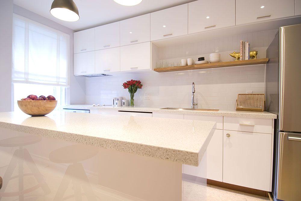 Wallpaper Under Kitchen Cabinets