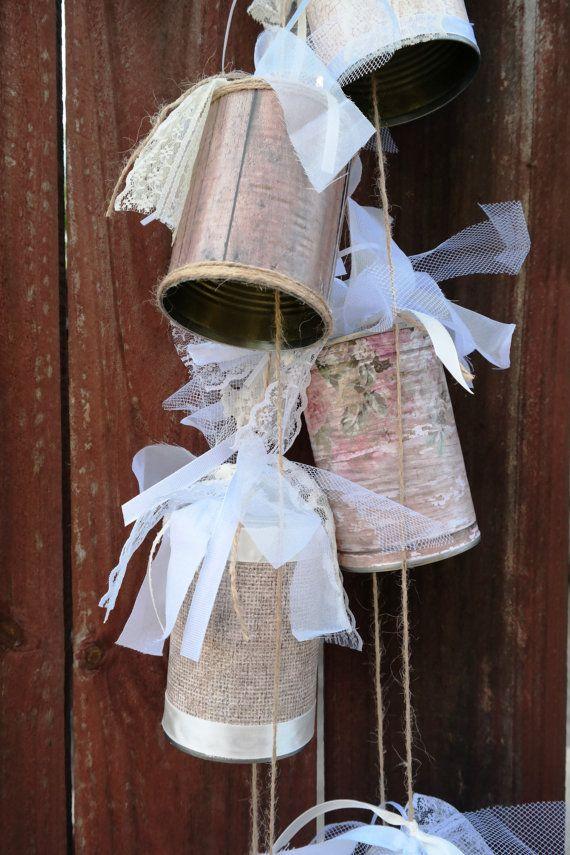 Abra seu próprio negócio customizando latas para casamento.