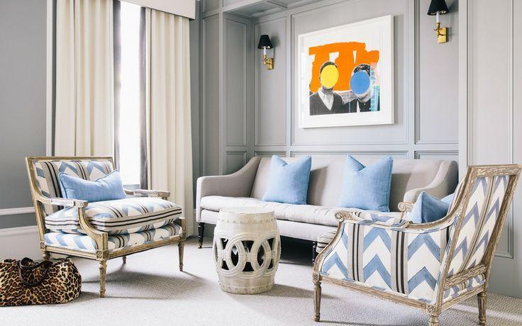 Forme molduras para os quadros decorativos.