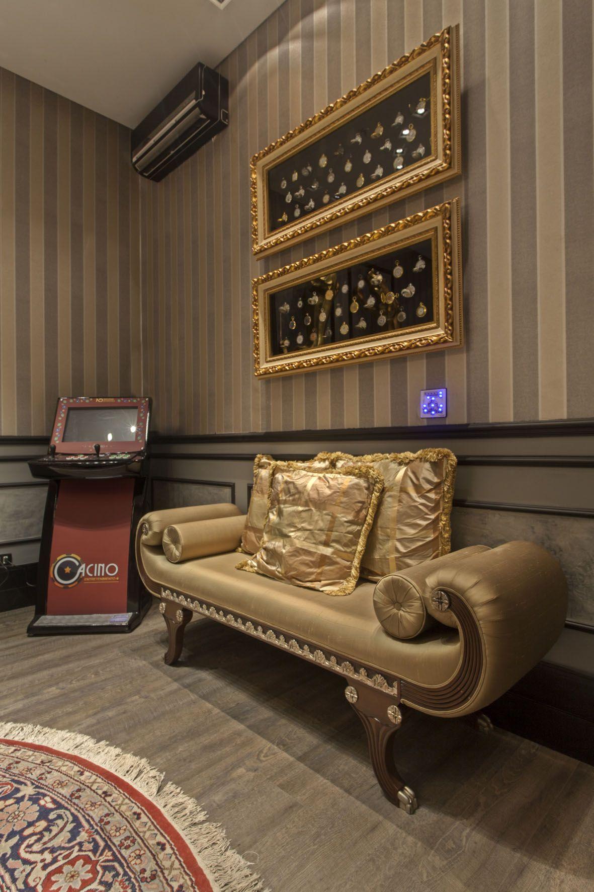 Deixe seu ambiente mais elegante e clássico.